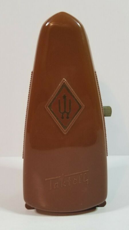 VINTAGE WITTNER Taktell Piccolo  METRONOME - MADE IN GERMANY mcm
