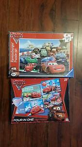 5 'Cars 2' Lightning McQueen puzzles Stirling Adelaide Hills Preview