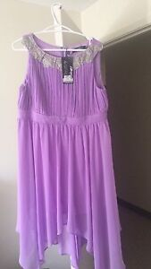 BNWT lavender dress