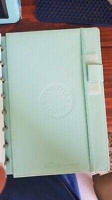 Martha Stewart Office Discbound Customizable Notebook 6.5 X 9
