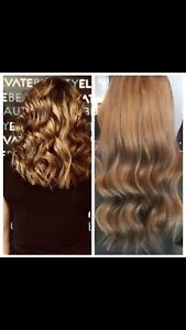 Hair Extension Services!