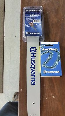 "18"" Chainsaw Bar and Chain Husqvarna 435;445;450;350;others"