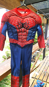 Childrens Superhero costumes from $7 Mermaid Waters Gold Coast City Preview