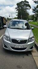 2012 Holden Barina Hornsby Hornsby Area Preview