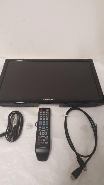 """Samsung UN19D4003BD 19"""" 720p HD LCD TV w/ Remote and HDMI (Grade A)  (NO Stand)"""