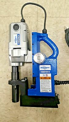 Hougen Hmd904 Magnetic Drill - New 115v 2 Doc - Free Shipping