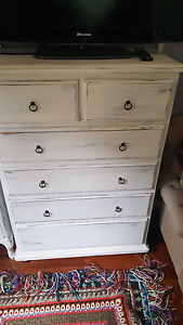 Tall Boy Shabby Chic Kalorama Yarra Ranges Preview