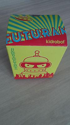 NEW! kidrobot Leela from FUTURAMA. Collectible artist - created - Leela From Futurama