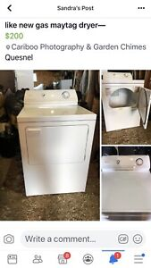 Maytag has dryer like new