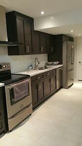 Walkout Basement apartment is for rent from July 1st