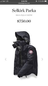 Canada goose XL - looks brand new