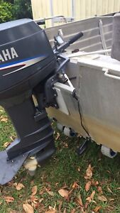 30 hp 05 yamaha long shaft motor