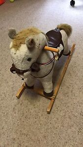 Wooden Rocking Horse Hornsby Hornsby Area Preview