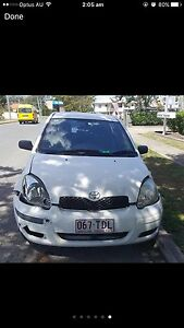 2005 Toyota Echo for wrecking Automatic Robertson Brisbane South West Preview