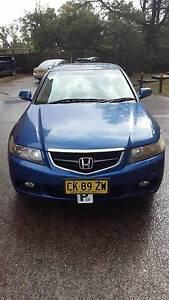 2004 Honda Euro Luxury Accord Mount Druitt Blacktown Area Preview