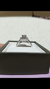 14CT WHITE GOLD,DIAMOND BRIDAL SET Townsville Townsville City Preview