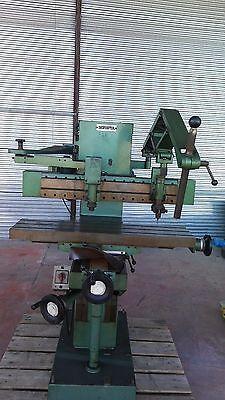 Scripta Pantograph S 3011x Engravingmilling Machine