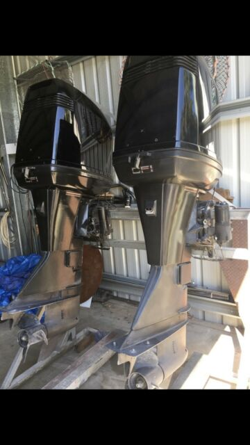 150hp FORCE x2 | Boat Accessories & Parts | Gumtree Australia