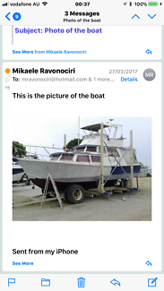 i want to sell my boat