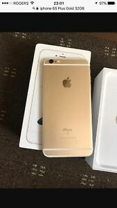 Iphone 6S Plus 2015 model 32 GB (4month used)