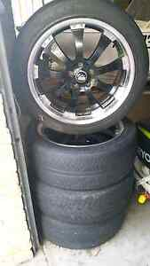 20 inch rims Mallabula Port Stephens Area Preview