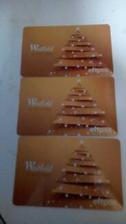 Westfield 150 gift card for cash exchange miscellaneous goods westfields gift cards negle Images