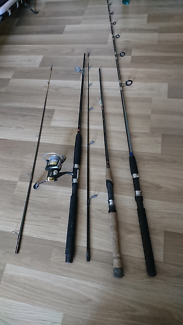 Fishing Rods mixed brand