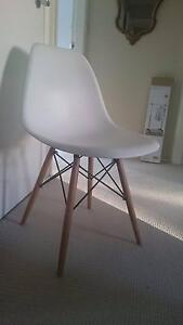 REPLICA EAMES DSW CHAIR   6 DINING CHAIRS Eastwood Ryde Area Preview