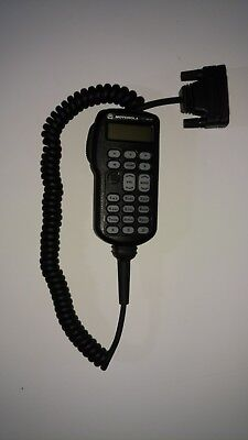 Motorola Hmn4044d Handheld Control Head Microphone Astro Radio