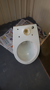 Shower screen and toilet bowl Wallaroo Copper Coast Preview