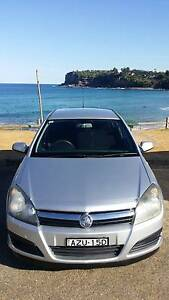 LOW MILEAGE: 2006 Holden Astra Hatchback, Auto, Silver. Avalon Pittwater Area Preview