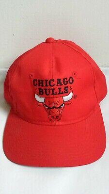Vintage The G Cap Chicago Bulls Snap Back Hat Cap