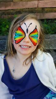 Face Painting for Birthday Parties Newmarket Brisbane North West Preview