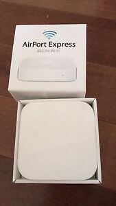Apple airport express neuf!