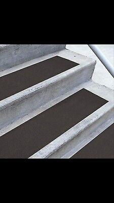 Anti Slip. Safety Grip Tape 6 X 24 Non Skid Tread Stair Step Usa 5 Pieces.