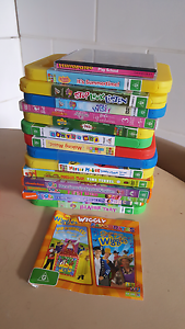 Kids tv shows dvds Coolaroo Hume Area Preview