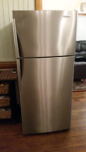 Westinghouse stainless steel fridge in very good condition Greenacre Bankstown Area Preview