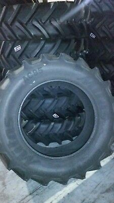 4208534 Mitas R1w Tractor Tire 16.9-34
