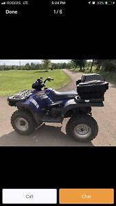 2003 Polaris sportsman