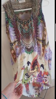 CAMILLA kaftan/tunic/dress/top