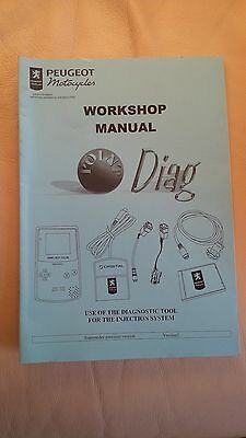 Peugeot Scooter Point Diag Workshop Manual