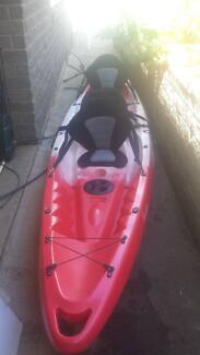 3 seater tandem kayak