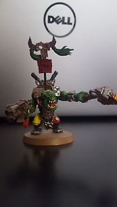 Warhammer 40k orks warboss Nowra Nowra-Bomaderry Preview