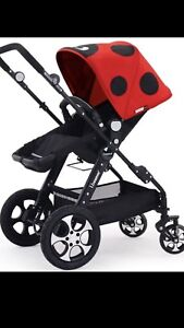 REDUCED: $500 full service stroller now for $90 !!!