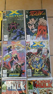 Comic book lot Arundel Gold Coast City Preview