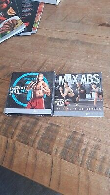 Insanity Max:30 workout DVD'S