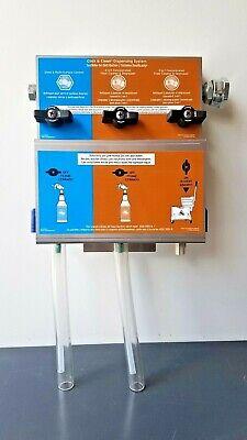 CHEMICAL DISPENSING SYSTEM FOR SPRAY BOTTLES & MOP BUCKETS