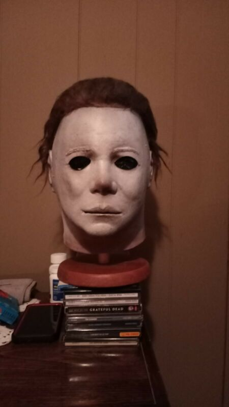 2014 NAG/Chris Morgan Michael Myers Mask - 75K