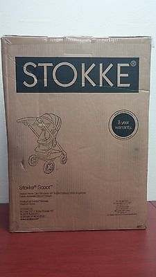 Stokke Scoot Stroller V2 Manufacturer #: 365203 - Purple - New in Box