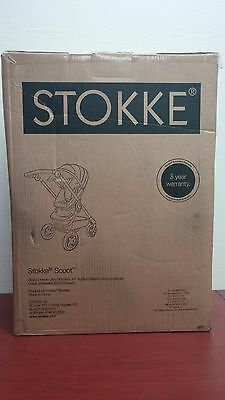 Stokke Scoot Stroller V2 Manufacturer #: 365203 - Purple - New in Box